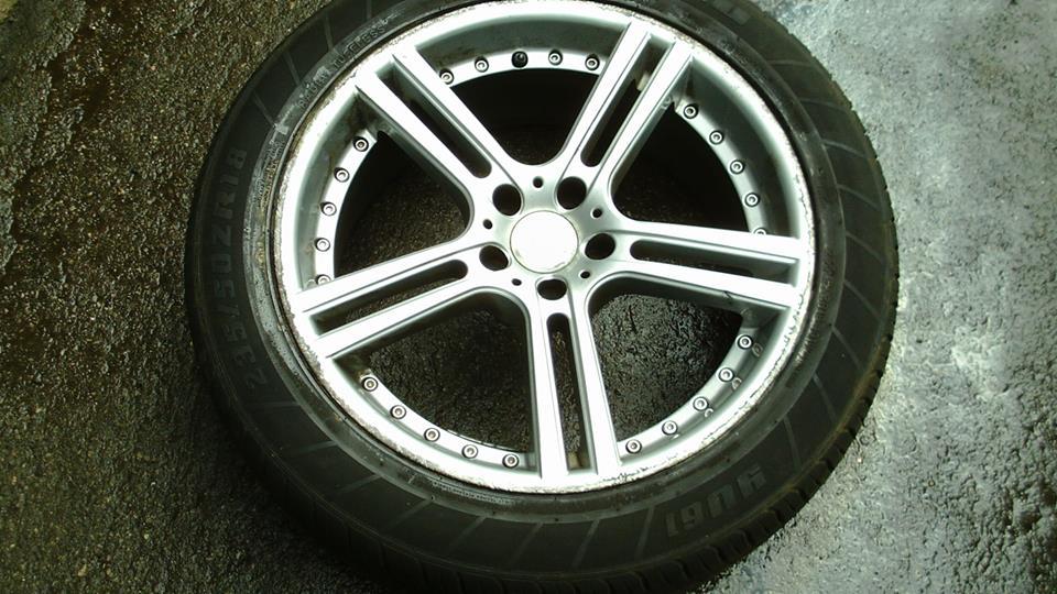 Team Dynamics Le Mans Alloy Wheels Tyres  Pcd Vauxhall