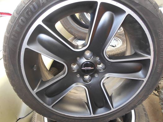 17 Bmw Mini Cooper S R56 Alloy Wheels Performance Wheels And Tyres