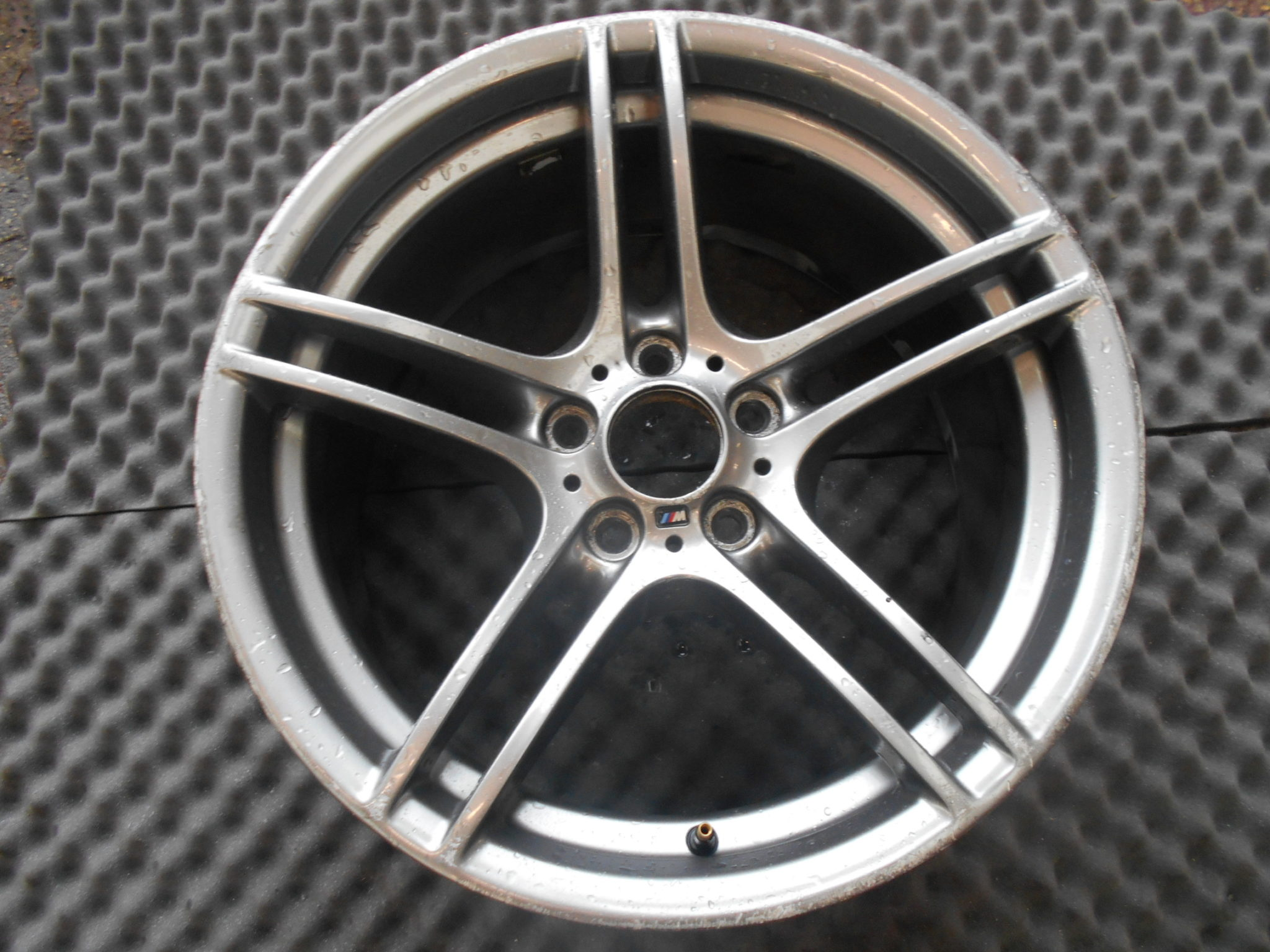 19 Genuine Bmw Motorsport Style 313 Alloy Wheel Performance