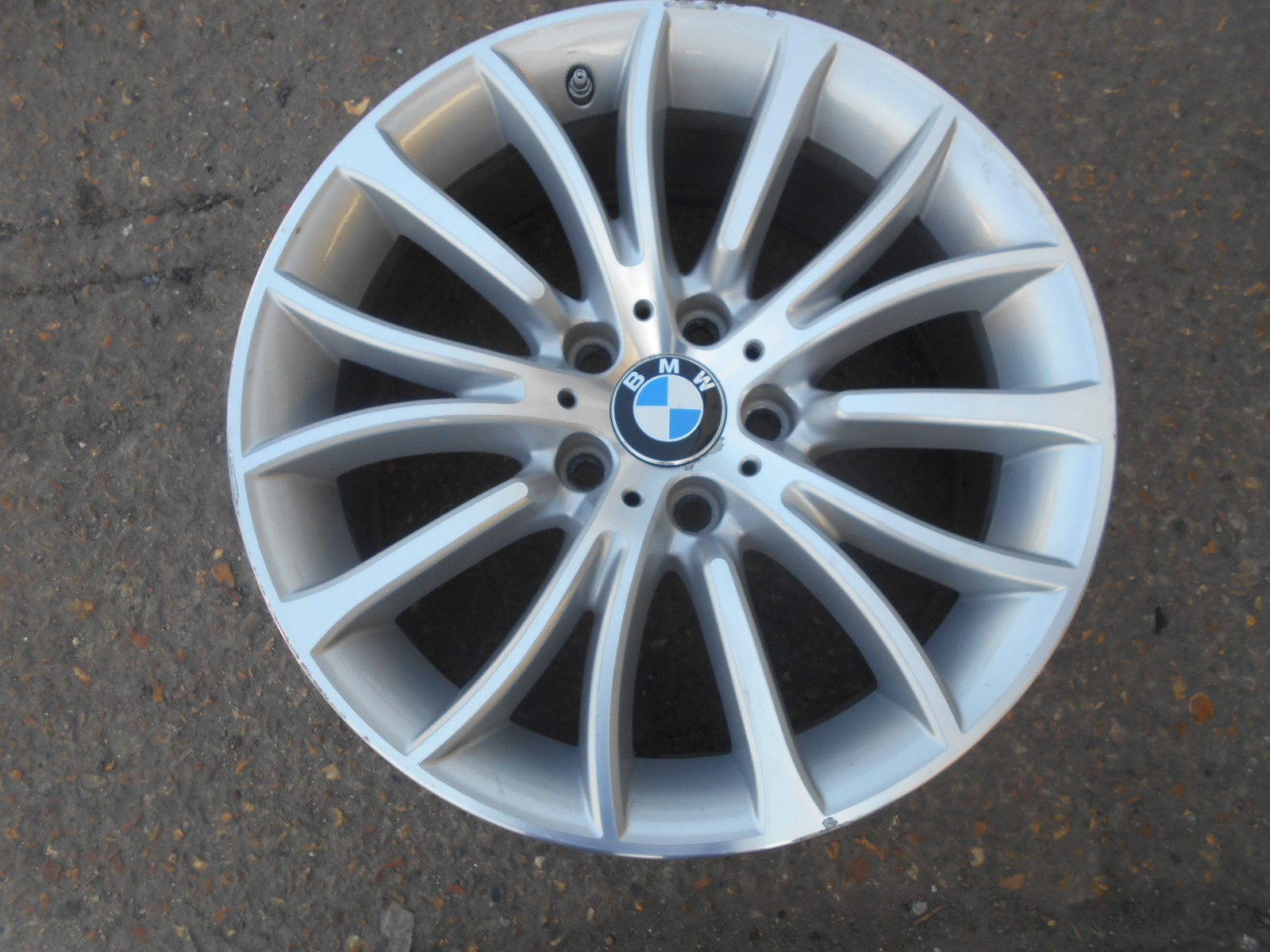 18 Genuine Bmw Style 454 Alloy Wheel Performance Wheels And Tyres
